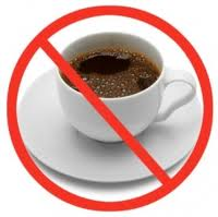 Caffeine reduces blood flow to the uterus which can increase menstrual pain!