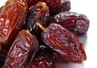 Dates: They kind of look like roach bodies, but they're pretty darn delicious!